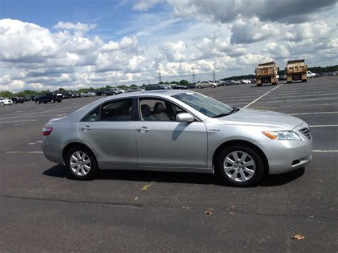Used Toyota Camry Hybrid For Sale by Used 2008 Toyota Camry Hybrid 8 990 00
