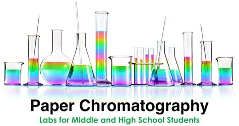 Chromatography Paper Paper Chromatography Why You Need To Use This In Your Lab