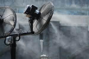 fog machine rental oudoor event cooling sacramento area misting fan rentals