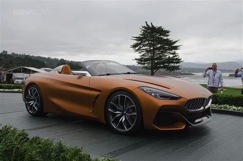 bmw concept what bmw concept z4 styling cues will make it to production