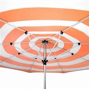 sonnenschirm stripesol taupe von fatboy bei erkmann With französischer balkon mit fatboy sonnenschirm stripesol