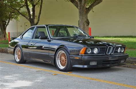 Bmw E24 M6 by 1988 Bmw M6 E24 Sharknose Real Classic