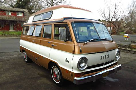 Dodge A100 by Ready To C 1969 Dodge A100 Sportsman Cer