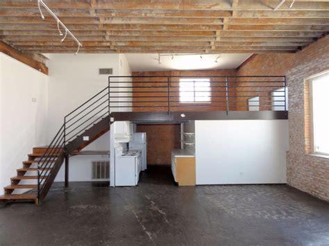 Small Kitchen Design Ideas - deep ellum split level lofts