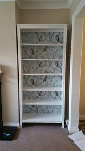 Wallpaper, Back, Panel, Of, Bookshelf