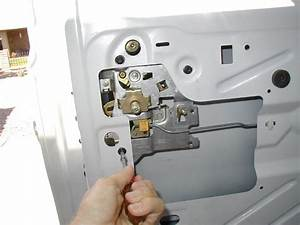 Chevy Express Rear Door Latch Diagram
