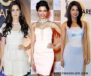 Katrina Kaif Deepika Padukone Or Priyanka Chopra Who Is ...