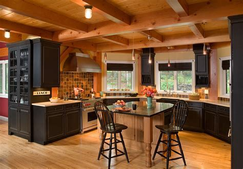 Celebrated Snowboarder?s Mountain Home   Designs for Living VT