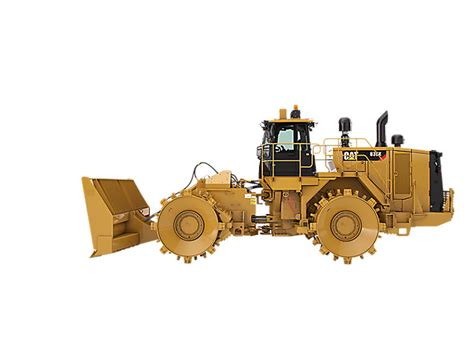Cat | 836K Landfill Compactor | Caterpillar