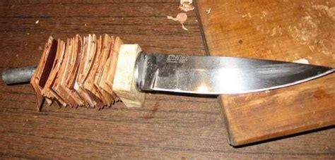 нож ручка из бересты своими руками