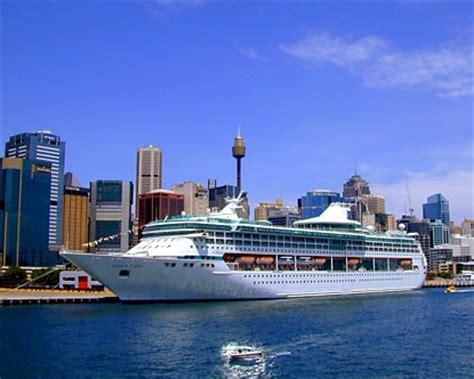 Australia Cruises - Australia Cruise Ship