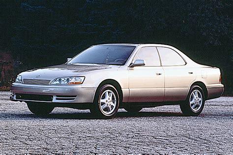 how petrol cars work 1992 lexus es regenerative braking 1990 96 lexus es 250 300 consumer guide auto