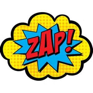 zap clipart black and white zap pow words black and white clip