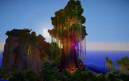 dungeons tree creation