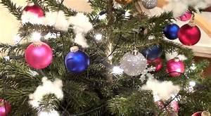Weihnachtsbaum Richtig Schmücken : weihnachtsbaum schm cken diy idee youtube ~ Buech-reservation.com Haus und Dekorationen