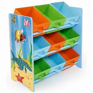 Meuble De Rangement Chambre Enfant : meuble de rangement pour enfant motif poissons achat vente petit rangement 6037657283641 ~ Teatrodelosmanantiales.com Idées de Décoration