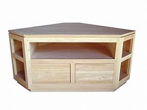 Meuble Bois Brut : meuble bois a peindre ~ Teatrodelosmanantiales.com Idées de Décoration