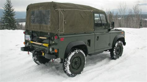 Light Bar Truck by Where To Buy Exmod Army Defender 110 Canvas Hood Stick