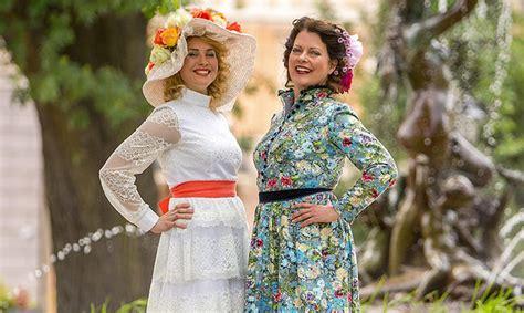 Jūgendstila tērpu parādē modeļu lomā iejutīsies sabiedrībā pazīstamas dāmas - Mode - Egoiste - TVNET