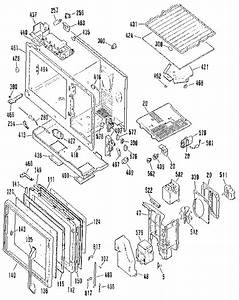 Kenmore Model 9119871190 Free Standing  Electric Genuine Parts