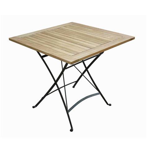 table pliante louisiane tables de jardin tables
