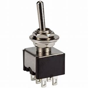 Dpdt Mini Toggle Switch