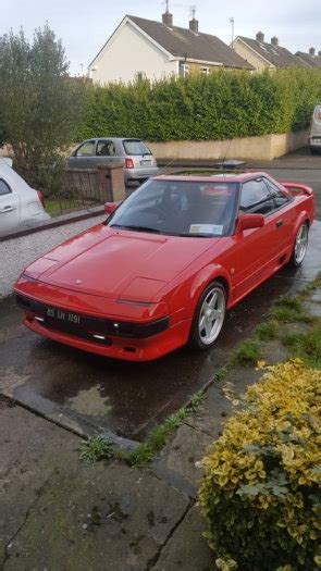 manual cars for sale 1985 toyota mr2 transmission control 1985 toyota mr2 for sale in drogheda louth from tigercub
