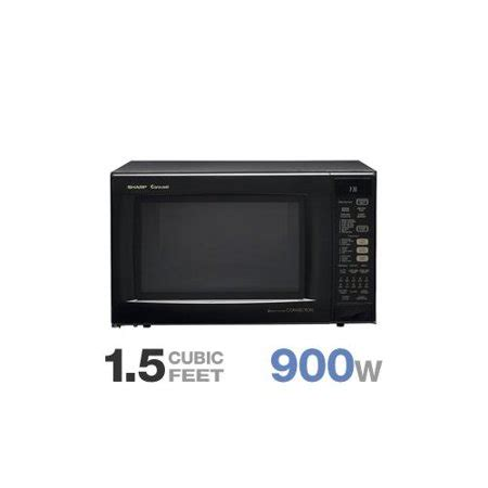 sharp r 930ak convection microwave oven walmart