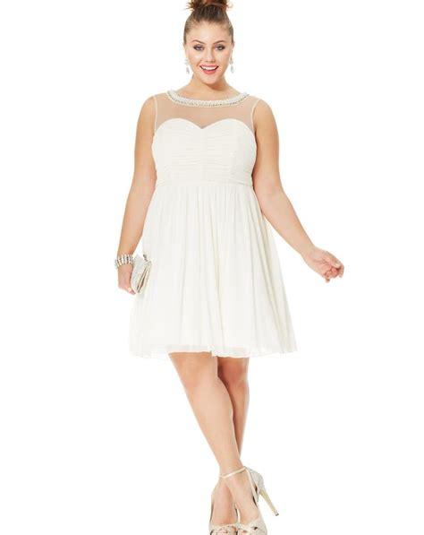 d48abbd8b53 872 x 1100 pluslook.eu. White dresses for plus size juniors - PlusLook.eu  Collection
