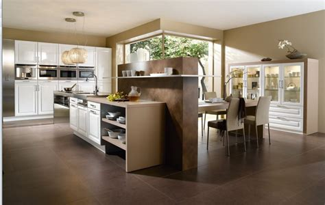 Ideas For Exquisite Builtin Kitchen Tables  My Decorative
