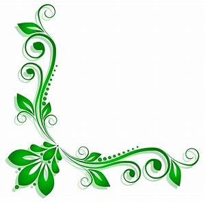 Free Green Floral Cliparts, Download Free Clip Art, Free ...
