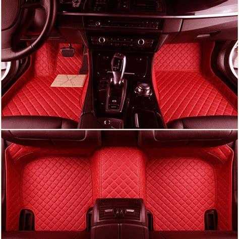 2018 Custom Car Floor Mats For All Car Models Volkswagen