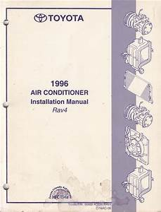 1996 Toyota Rav4 Wiring Diagram Manual Original