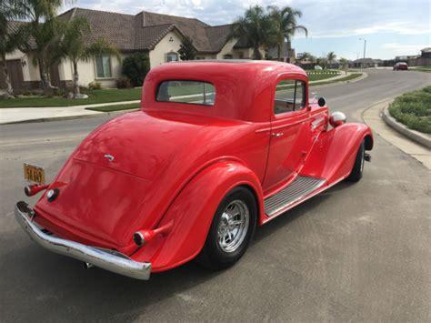 Visalia Buick by 1934 Buick Series 40 Model 46 3 Window Coupe Rod