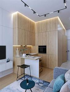 Modify, Your, Old, Kitchen, Layout, With, L, Shaped, Kitchen, Designs