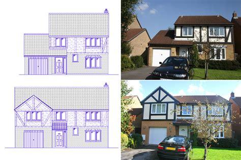 Garage Extension Plans by Affordable Building Plans Home Designs Extension Design