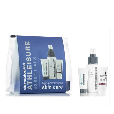 dermalogica athleisure essentials skin care kit logical
