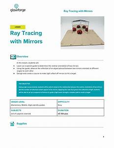 Tracing With Mirrors