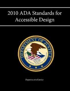 2010 ada standards for accessible design 2010 ada standards for accessible design by department of