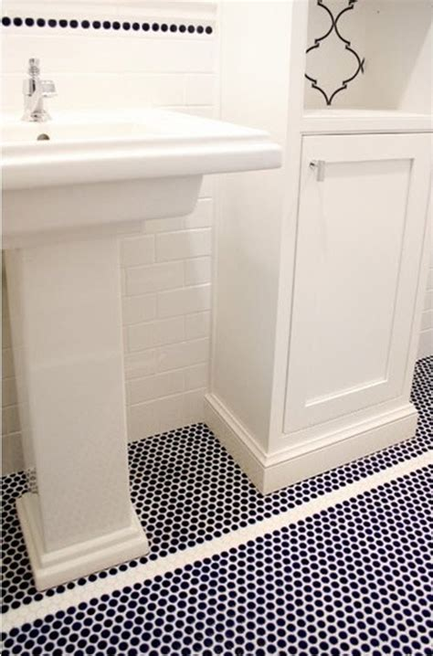 37 blue bathroom floor tiles ideas and pictures