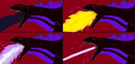Daikaiju Era Shin Godzilla's Atomic Stages by Syfyman2XXX