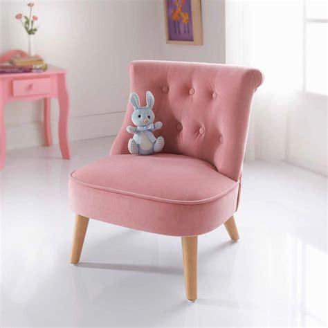 Amelia Velvet Kids Chair  Children's Furniture B&m