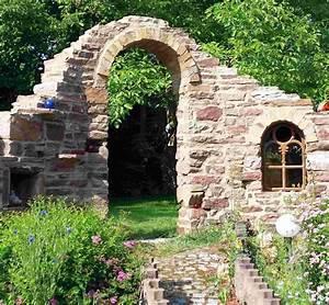 Naturstein Im Garten : 0 5 qm trockenmauersteine natursteine buntsandsteine ~ A.2002-acura-tl-radio.info Haus und Dekorationen
