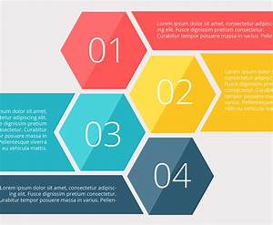 Infographics Number Diagram Vector Illustration Vector Art