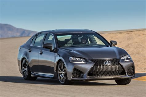 Review Lexus Gs by 2016 Lexus Gs F Test Review Motor Trend