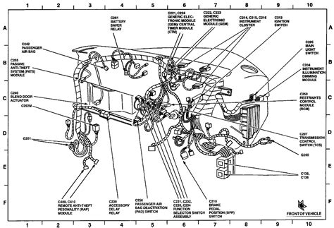 airbag deployment 2000 ford focus user handbook how do i disarm the airbags on a 2000 ford ranger xlt pickup 3 0 engine auto transmission