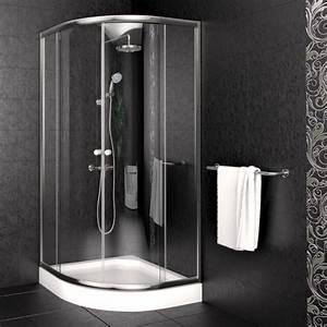 Cabine De Douche Receveur Haut : cabine de douche receveur cloison bac de douche douche ~ Edinachiropracticcenter.com Idées de Décoration