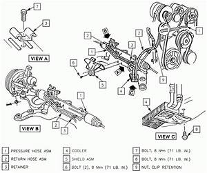 1998 Chevy Silverado Power Steering Diagram