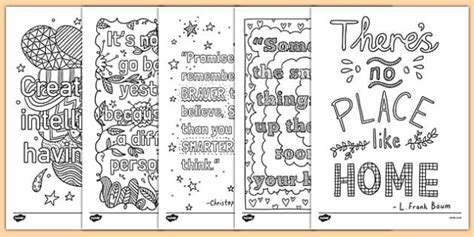 mindfulness quotes colouring sheets mindfulness quotes