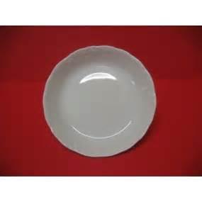 Assiette Creuse Blanche : assiette creuse calotte fryderyka en porcelaine blanche ~ Teatrodelosmanantiales.com Idées de Décoration